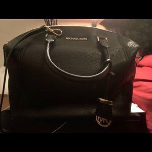 Michael Kors Riley large satchel new w/ tags